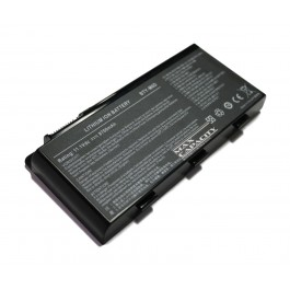 MSI Force 1761 1762 Extended Laptop Battery by MaxCapacity BTY-M6D | 9 cell 8700mAh 94Wh 11.1V
