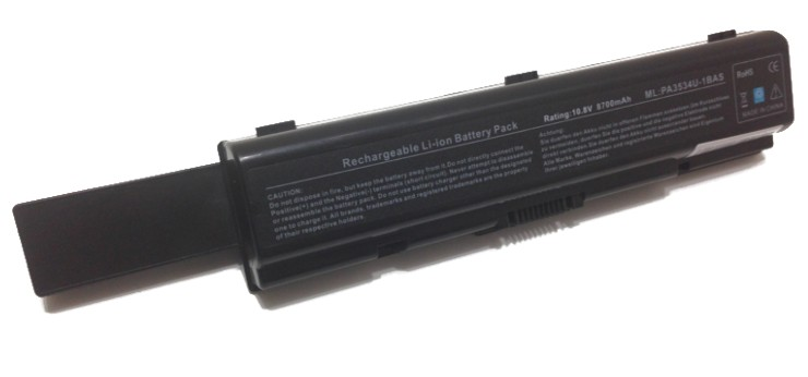 Special Order- Toshiba PA3727U-1BRS Battery 9 Cell 8700mAh 94Wh (Alt ...